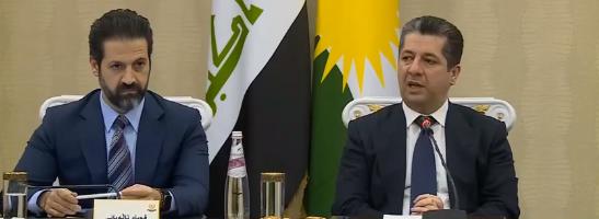 سهرۆكی حكومهتی ههرێم : ههوڵماندا ئابووری ههرێمی كوردستان ههمهجۆر بكهین