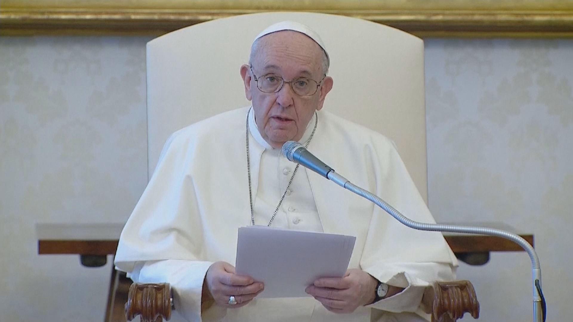 پاپای ڤاتیكان ڕۆژی ههینی دهگاته عێراق