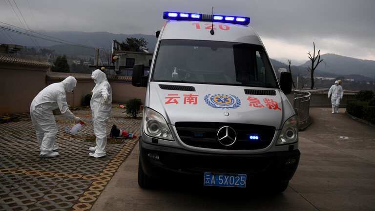 له چین ژمارهی گیانلهدهستدا به هۆی كۆرۆنا ڕوولهبهرزبونهوهیه