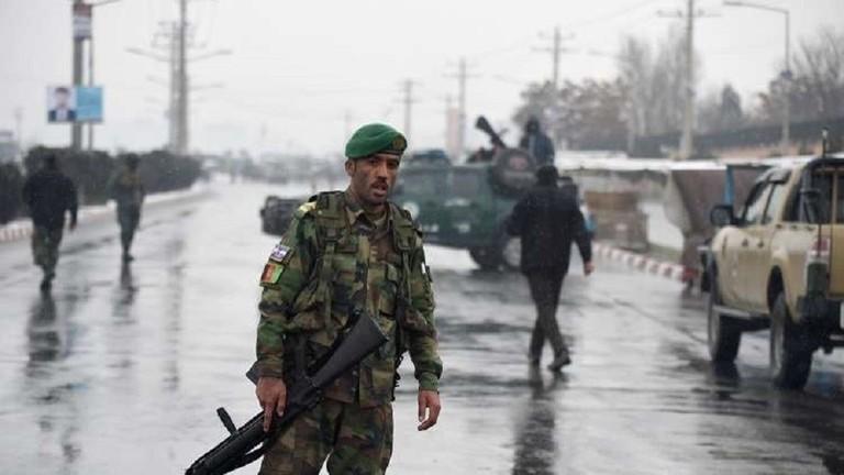 سوپای ئهفغانستان دهستبهسهراگرتنی ناوچهكیهكی له دهستی تالیبان ڕاگهیاند