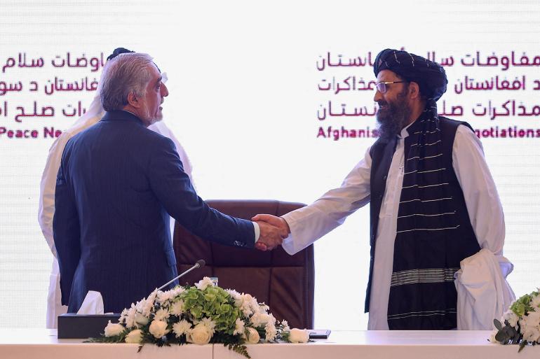 تاڵیبان و ئهفغانستان ڕێكهوتن