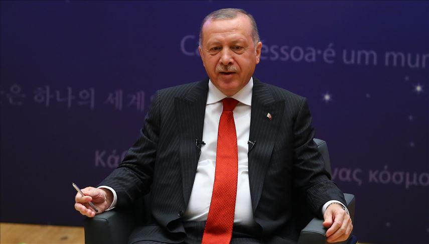 ئهردۆغان: تا سوریا له تیرۆریستان پاک نهکهینهوه لهو وڵاته دهرناچین