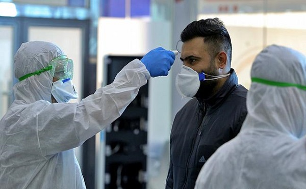 کورێکی 37ساڵ لە راپەرین توشی ڤایرۆسی کۆرۆنای نوێ بوو