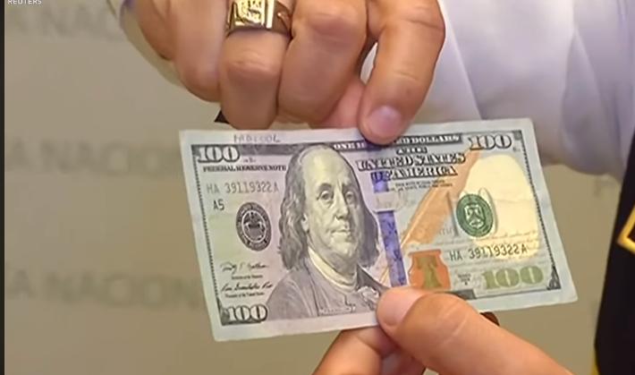 به ڤیدۆ... دەست بەسەر 20 ملیۆن دۆلاری ساختە دەگرێت