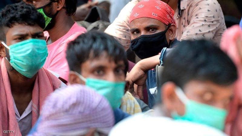 له هندستان گیانلهدهستدا به هۆی كۆرۆنا له ههڵكشاندایه