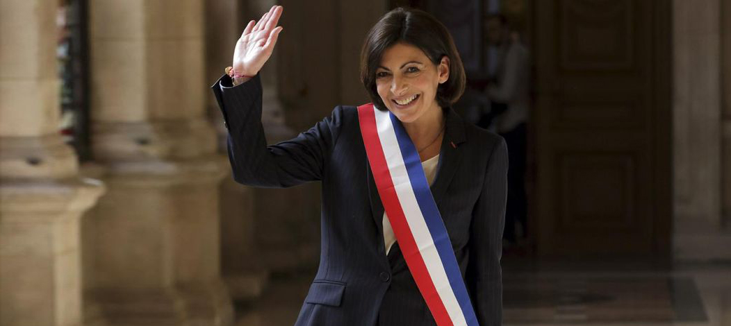 پارتی سۆسیالیست شارهوانی پاریسی بهردهوه